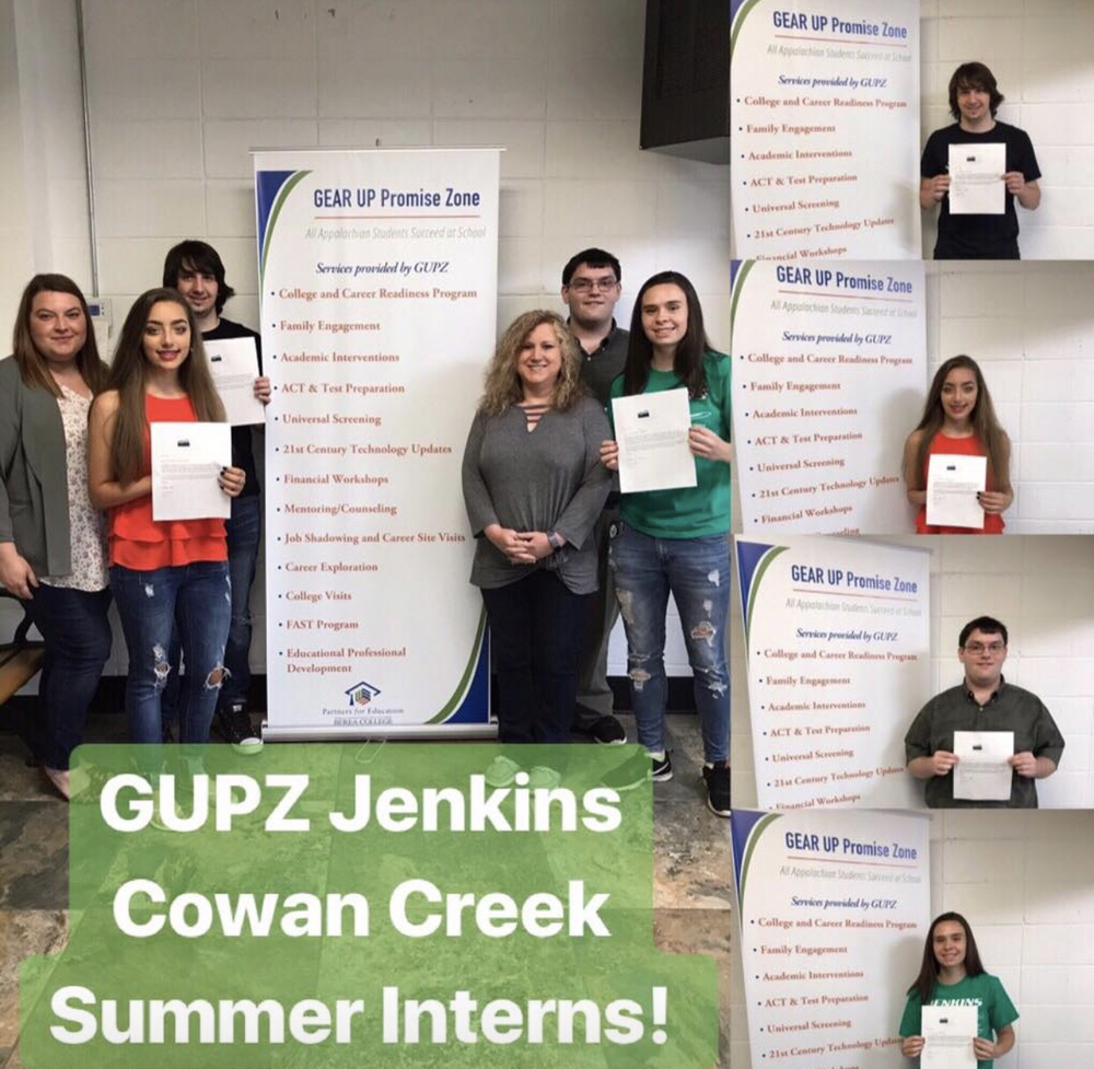 Jenkins Students Awarded Internship