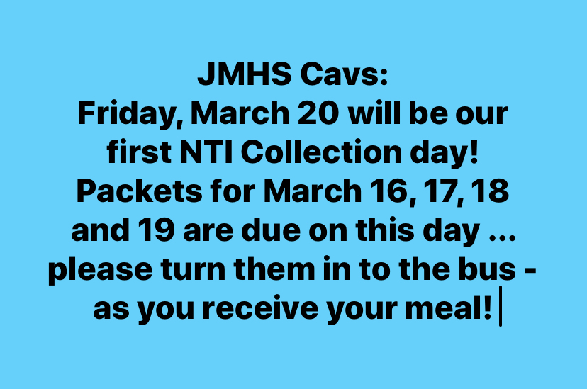 NTI Collection Day