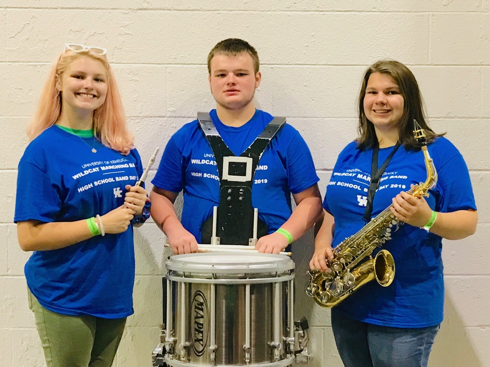 2019 UK High School Band Day