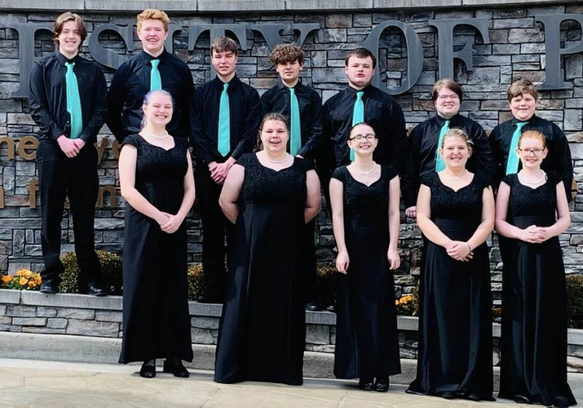JMHS Band Earns Proficient Title