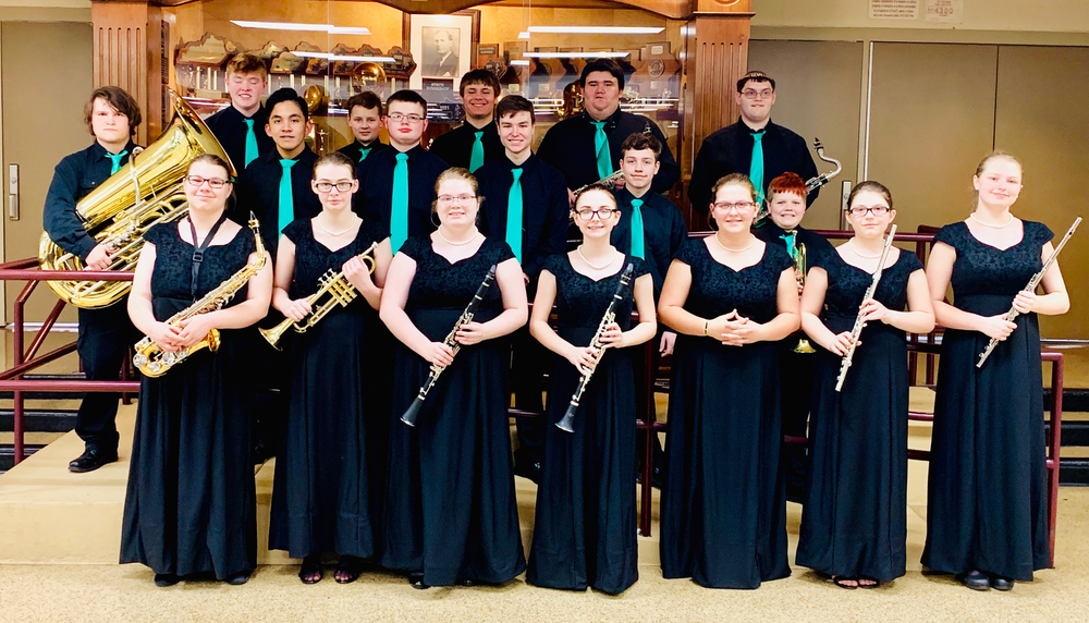 Cavalier Winds Compete at KMEA State Assessment
