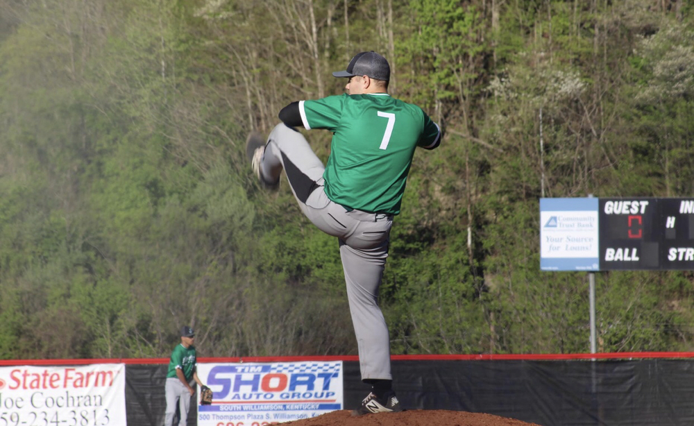 Fleming Continues to Lead KY in Strikeouts