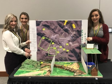 Jenkins Students Compete in Cedar Coal Project