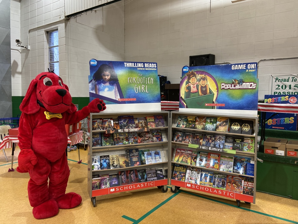 Book Fair at JES