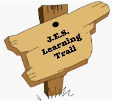 Welcome to the JES Learning Trail
