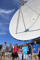 Seeking Stars at MSU Space Science Center