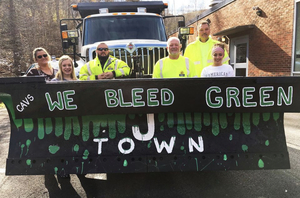 Cavaliers Paint the Plow for Second Year