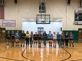 Jenkins Athletes Named to 2019 All District Volleyball